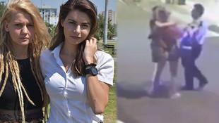 Tacize uğrayan kızlara polis dayağında flaş gelişme