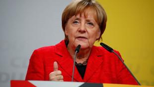 Almanya'da Merkel'e PKK isyanı