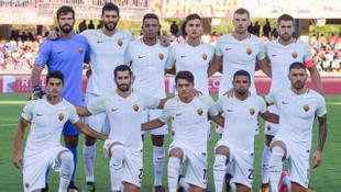 Cengiz ilk 11'de başladı, Roma 4 golle kazandı