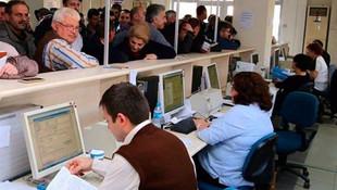 Kamuda iş hayali kuranlar dikkat: 100 bin memur alınacak !