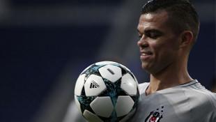 Pepe: ''Kadıköy'de Fenerbahçe'yi yenecek gücümüz var''