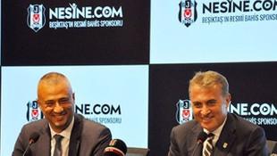 Beşiktaş, nesine.com ile sponsorluk anlaşması yenilendi