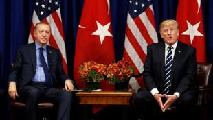 Kritik zirve sona erdi ! İşte Trump-Erdoğan görüşmesi