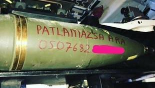 Mehmetçik teröriste cep telefonunu verdi: ''Patlamazsa ara...''