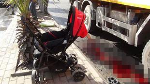 Yine hafriyat kamyonu dehşeti: 2 çocuk yaralandı