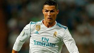 Real Madrid'den Ronaldo'ya yıllık 70 milyon Euro