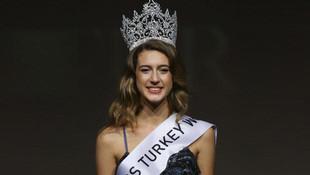 Miss Turkey birinciliği elinden alınmıştı ! Açıklama yaptı