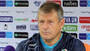 ''Vagner Love tek başına Trabzonspor'u yendi''