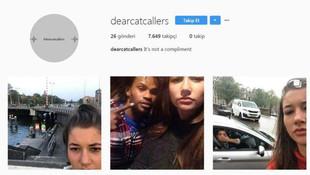 Tacizcileri sosyal medyada böyle ifşa ediyor