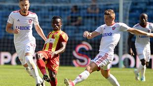 Kardemir Karabükspor - Evkur Yeni Malatyaspor: 2-4