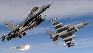 Kuzey Irak'a hava harekatı ! İmha edildi