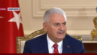 Başbakan: Vatandaş rahat olsun, savaşa girmiyoruz
