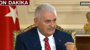 Başbakan'a soruldu: Kadir Topbaş istifa mı ettirildi ?