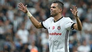 Pepe'den Türkiye ve Beşiktaş açıklaması