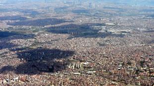 Zeytinburnu ilçesindeki bazı bölgeler riskli alan ilan edildi