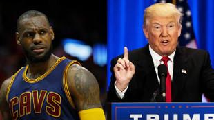 LeBron Trump konusunda geri adım atmıyor