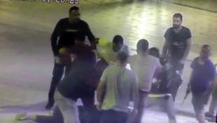 4 kişiye sokak ortasında öldüresiye dayak