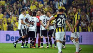 Fenerbahçe - Beşiktaş derbisinin faturası kesildi
