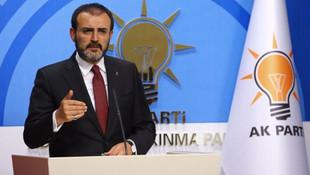 AK Parti Sözcüsü Ünal: ''Asla izin vermeyiz''