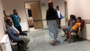 200 öğrenci hastaneye kaldırıldı !