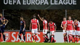 Braga - Başakşehir: 2-1