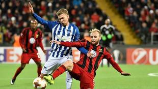 Avrupa Ligi'nde Östersund fırtınası !