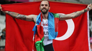 Ramil Guliyev Ayın Atleti oldu