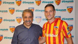 Nikola Stojiljkovic Kayserispor'da