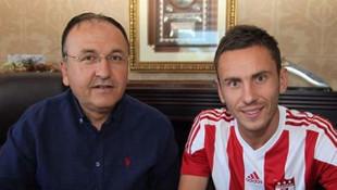 Sivasspor Rybalka'yı renklerine bağladı