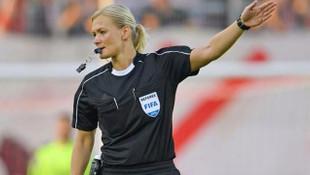 Bundesliga maçını kadın hakem yönetecek