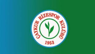 Çaykur Rizespor'un 2017 borcu açıklandı