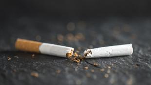 Sigara bağımlılığı için tek bir nefes bile yeterli