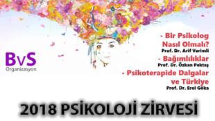 2018 psikoloji zirvesi Şubat ayında toplanıyor