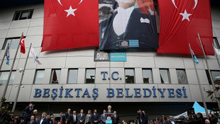 Beşiktaş Belediyesi'nde seçim günü