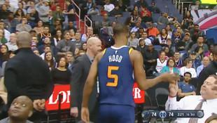 Basketbolcunun şoke eden hareketine ceza geldi !
