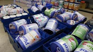 Bakterili mamaları 83 ülkeye satmışlar !