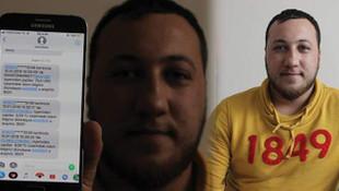 Cep telefonunu internetten satmak istedi, faturası çok ağır oldu !