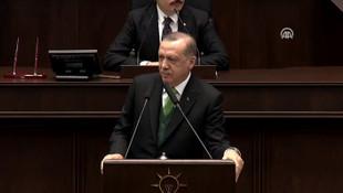 Erdoğan'dan Afrin operasyonu için flaş açıklama