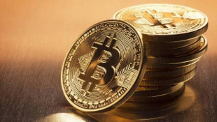 Bitcoin sert çakıldı !