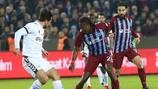 Trabzonspor - Konyaspor: 1-1
