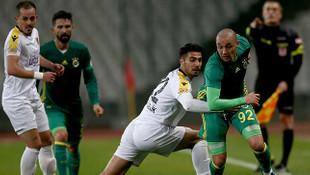 İstanbulspor - Fenerbahçe: 0-1