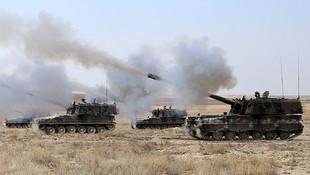 Afrin'de YPG'ye ilk darbe: 30 terörist öldürüldü