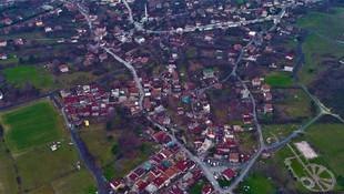 Kanal İstanbul'un güzergahındaki köye yatırımcı akını !