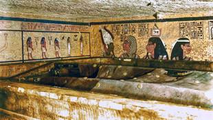 Tutankamon'un mezar odasından çıkanlar
