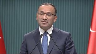 Bakanlar Kurulu sonrası Afrin ve OHAL açıklaması
