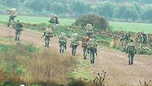 Sınır birlikleri en üst hazırlık seviyesine getirildi
