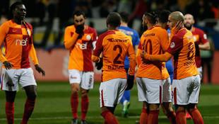 Bucaspor - Galatasaray: 0-3