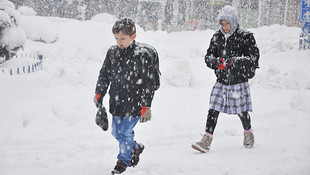 Karne günü çok sayıda ilde okullar tatil edlidi