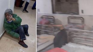 PKK Afrin'den, Türkiye sınırındaki hastaneleri vurdu