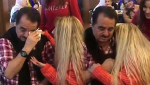 ''Dişi İbo'' İbrahim Tatlıses'i ağlattı